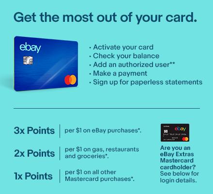 Manage Your EBAYCB Credit Card Account